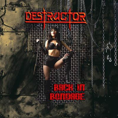 Cover DESTRUCTOR_Back In Bondage