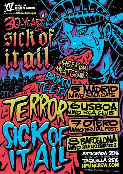 sickofitall2016