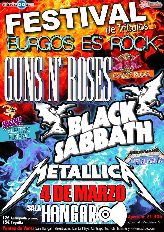 BURGOS ES ROCK