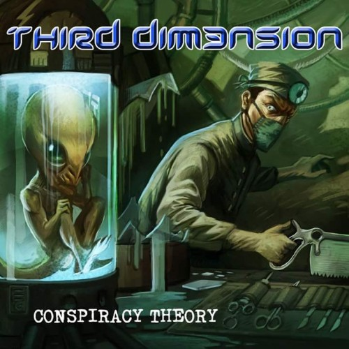 THIRD DIM3NSION – CONSPIRACY THEORY
