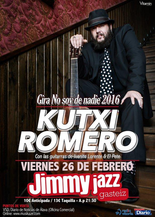 Kutxi Romero - Gasteiz