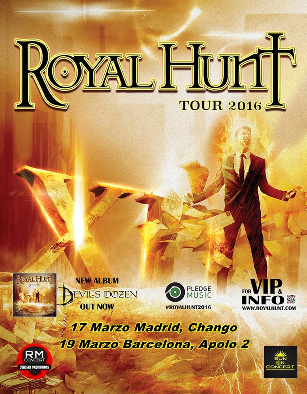 ROYAL HUNT TOUR POSTER Spring of '16 - copia para web 1