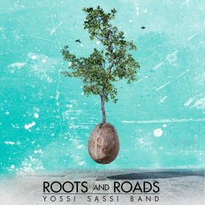 yossiRoots and Roads - Front Cover