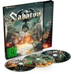 Sabaton Heroes on tour pack