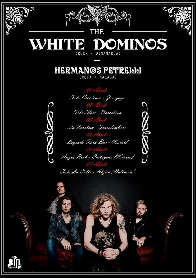 The White Dominos Tour
