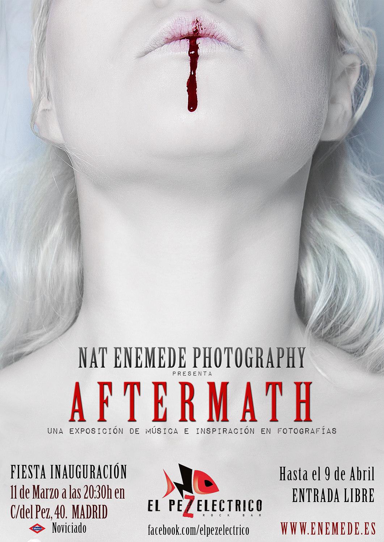 aftermathMadrid