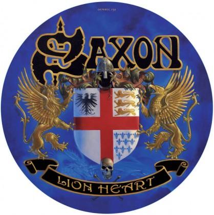DEMREC 132_Lionheart_ Saxon LP 12 inch picture disc.qxp_DEMREC 132_Saxon_Lionheart_GD30PD disc