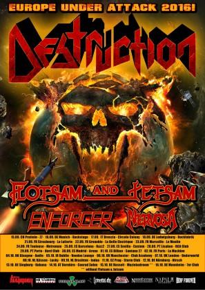 DESTRUCTION2016