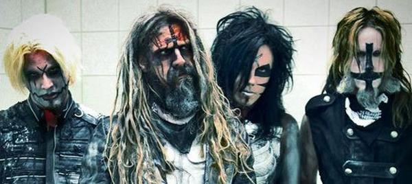 Rob Zombie - Electric Warlock - banda