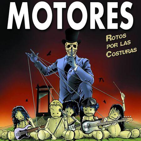 MOTORES – ROTOS POR LAS COSTURAS
