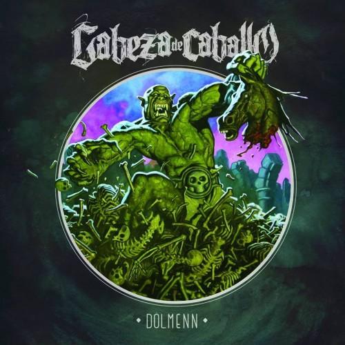CABEZA DE CABALLO – DÖLMENN