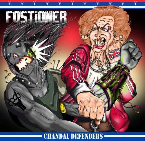 FOSTIONER – CHANDAL DEFENDERS
