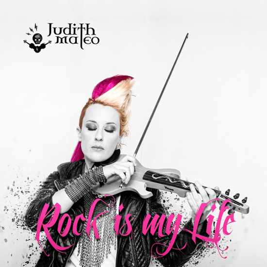 JUDITH MATEO – ROCK IS MY LIFE