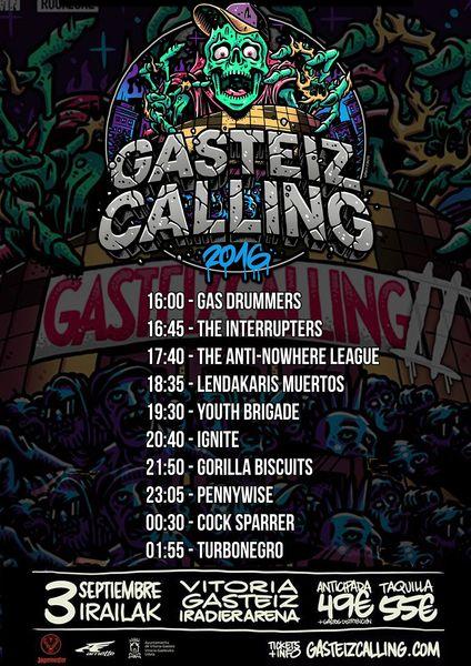 gasteizcallin2016-horarios