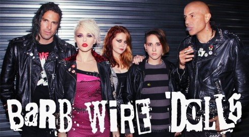 Barb Wire Dolls Banda 2