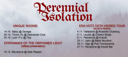 perennialisolation