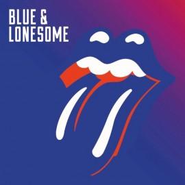 ROLLING STONES -BLUE LIPS