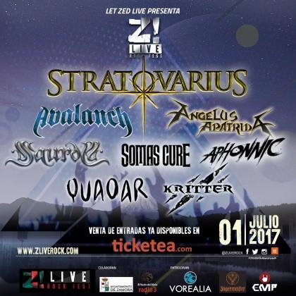 Z LIVE ROCK 2016