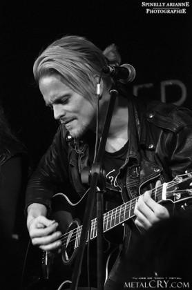 Erik Grönwall - H.e.a.t acoustic