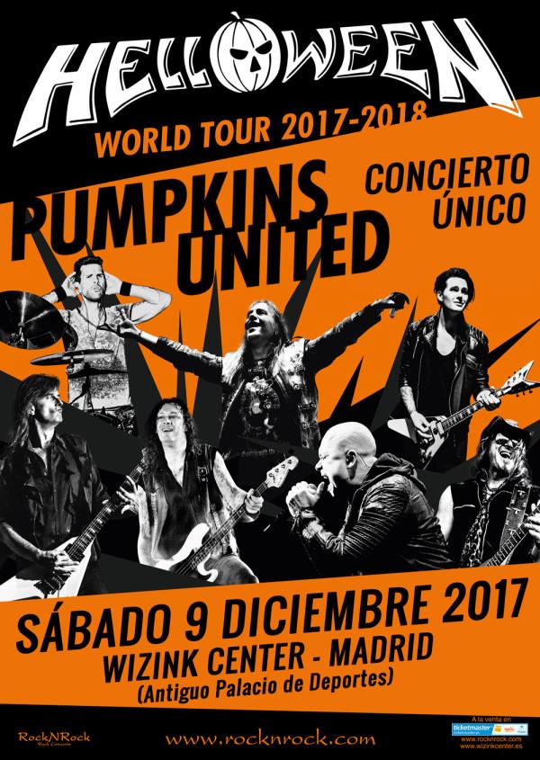Helloween_Madrid_9-12-2017_Cartel