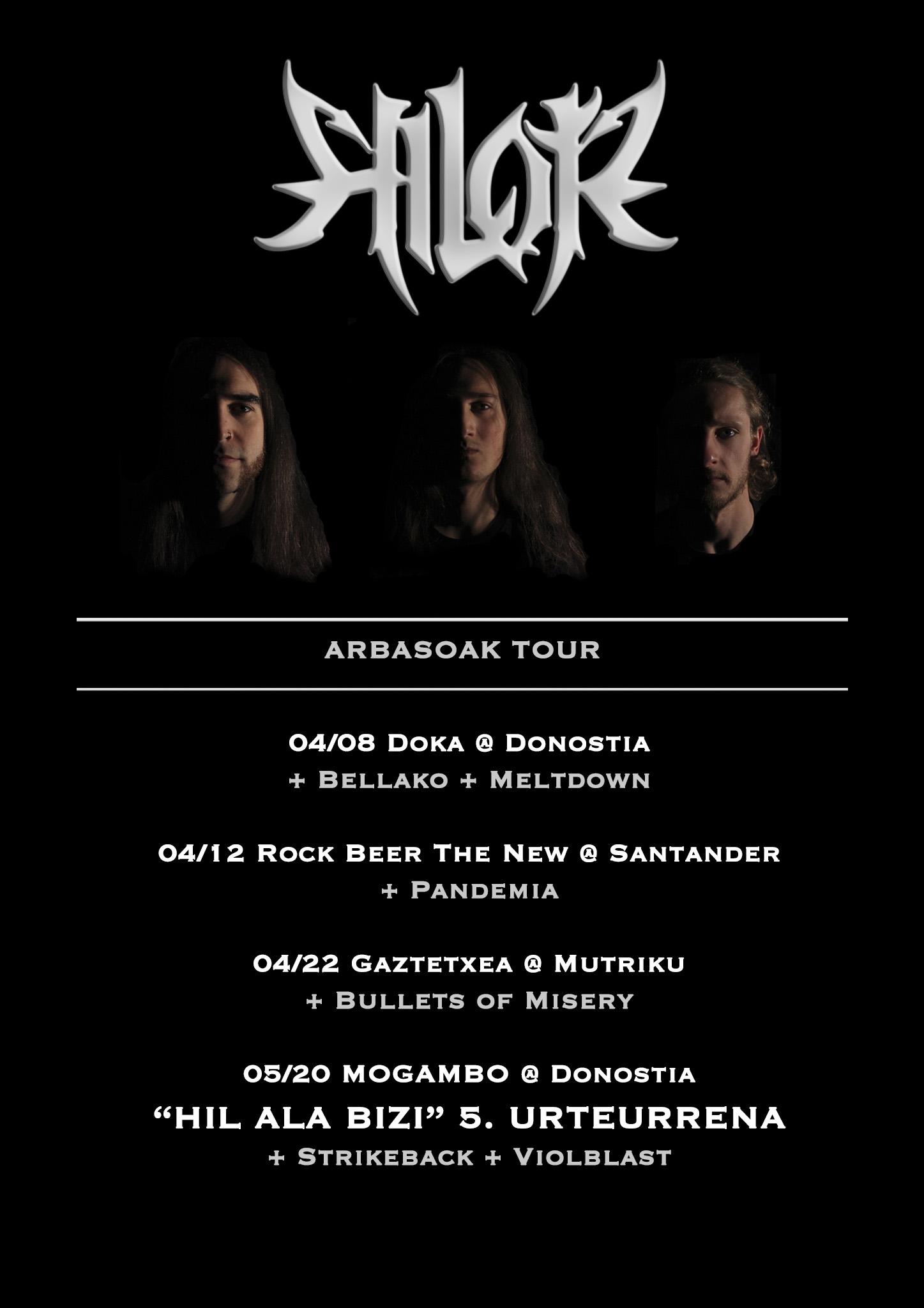 Arbasoak Tour