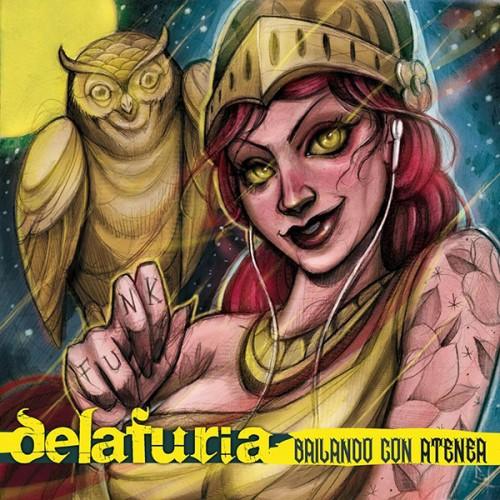 DELAFURIA – BAILANDO CON ATENEA