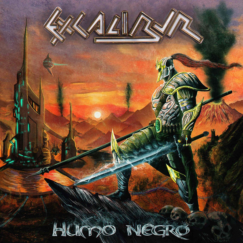 Excalibur - Humo Negro 12x12cm