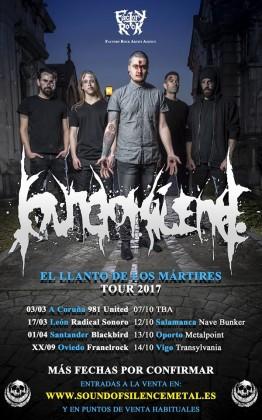 Sound of Silence gira 2017