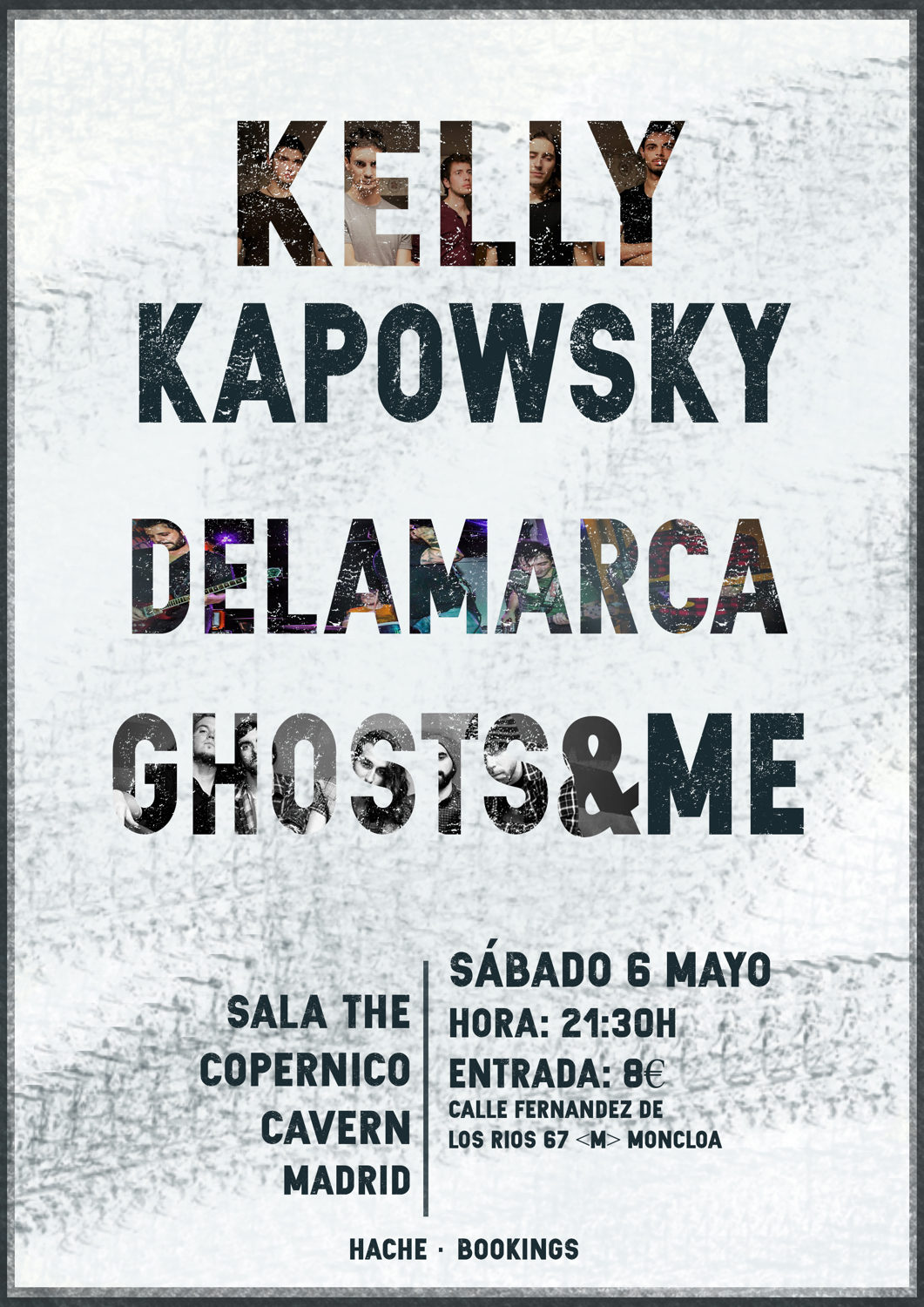 Kelly Kapowsky - Delamarca - Ghosts and me_web
