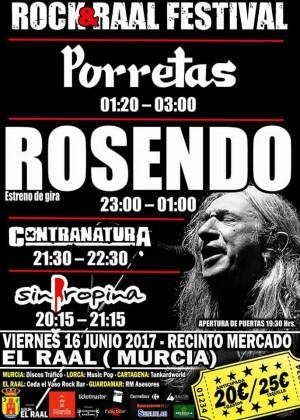 rock&raal horarios