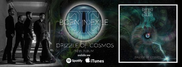 Born In Exile - Drizzle Of Cosmos. 2