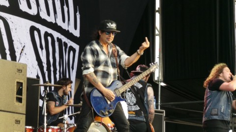 PHIL CAMPBELL&THEBASTARDSsons