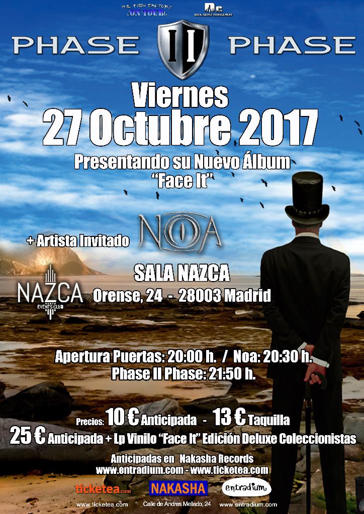 Phase II Phase Madrid