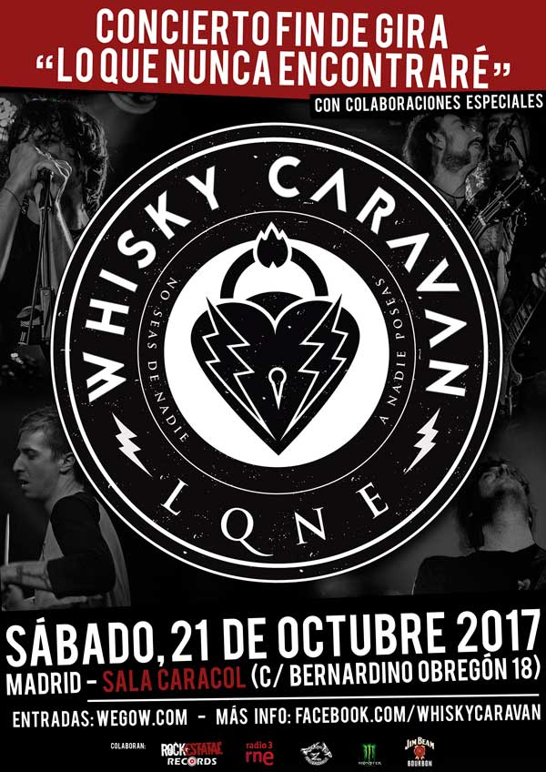 Whisky Caravan Madrid