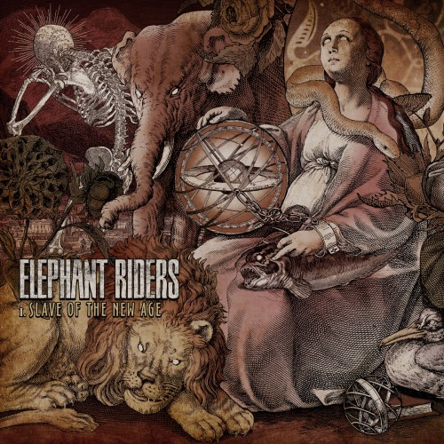 ELEPHANT RIDERS – SLAVE OF THE NEW AGE