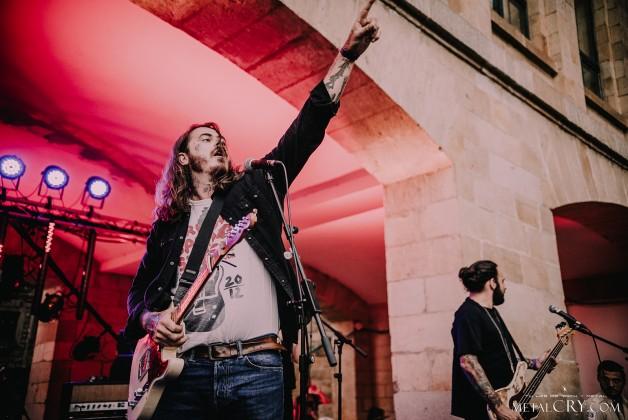 San Alone & The Gravediggers Gijón 2017