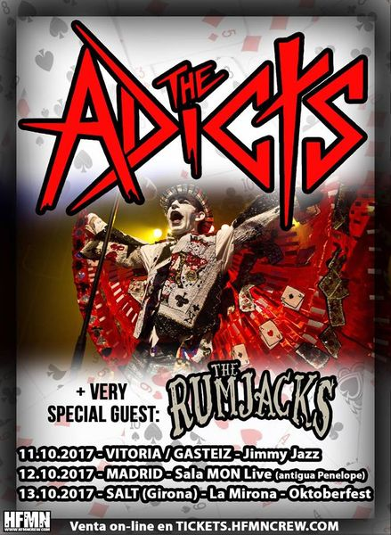 theadicts-tour2017