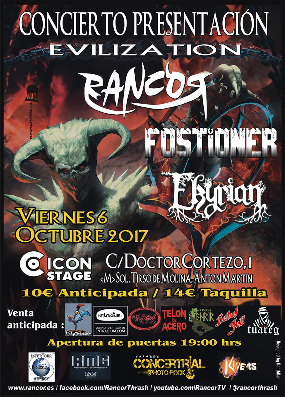RANCOR - FOSTIONER Madrid