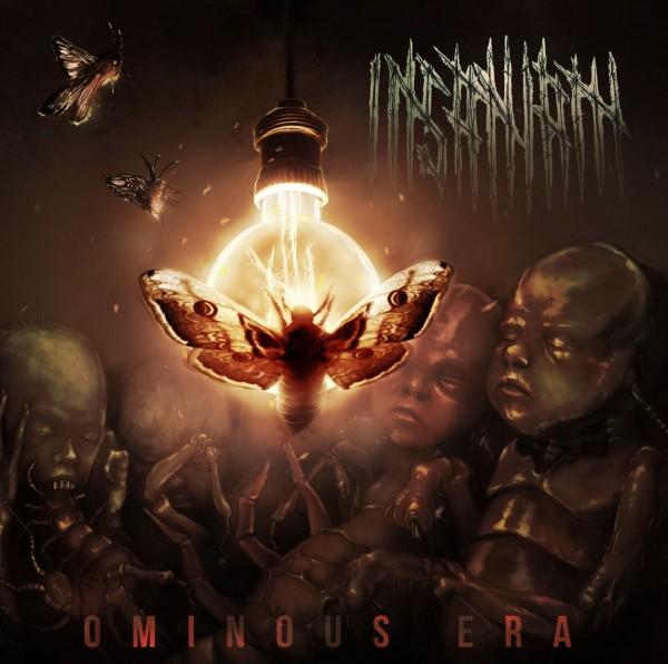 INSANIAM - Ominous Era (cover)