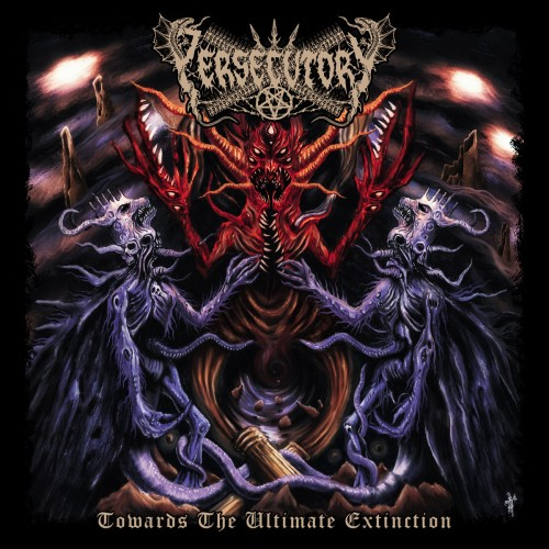 PERSECUTORY – TOWARDS THE ULTIMATE EXTINCTION