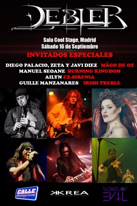 Debler Invitdados Madrid