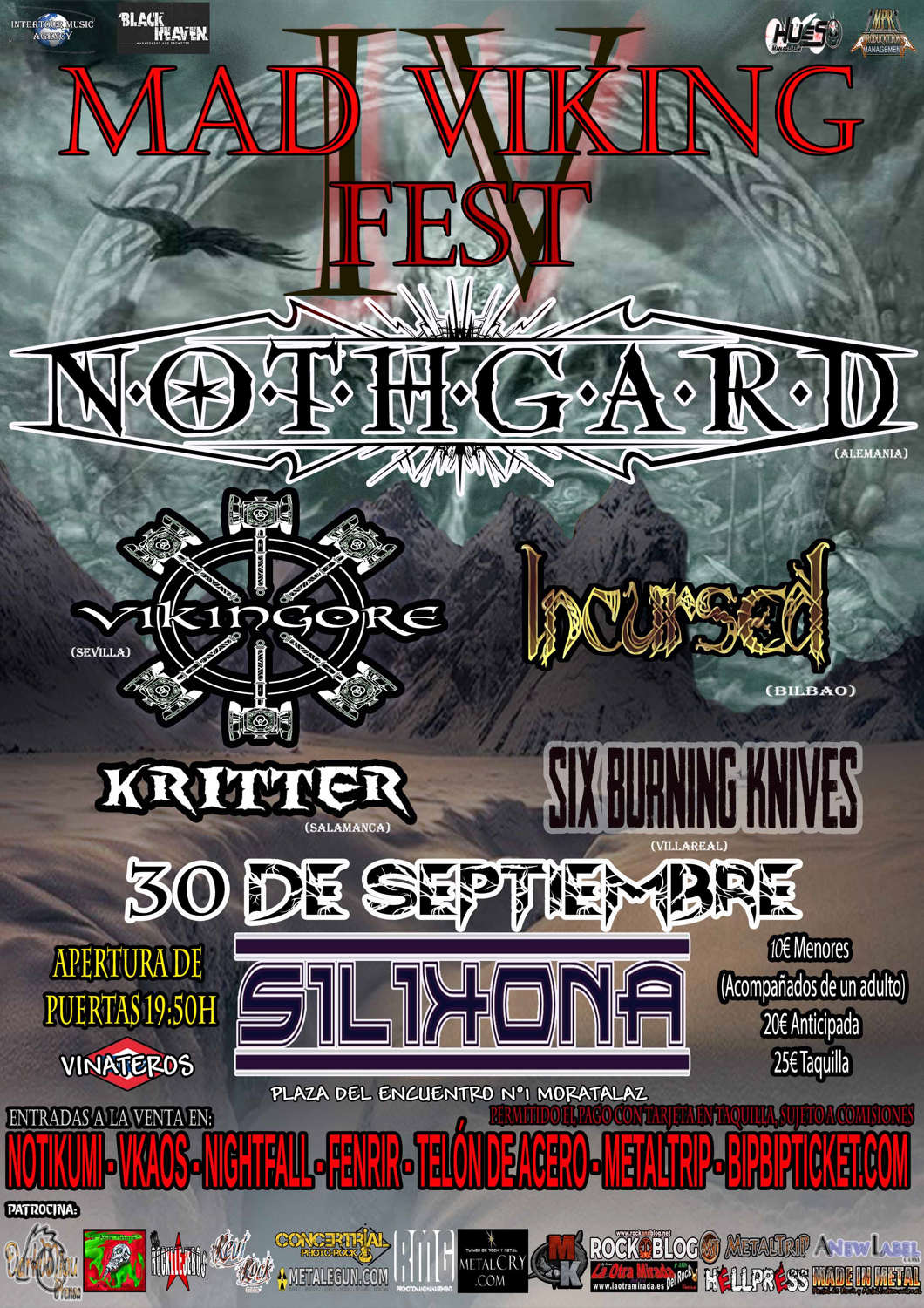 IV Mad Viking Fest