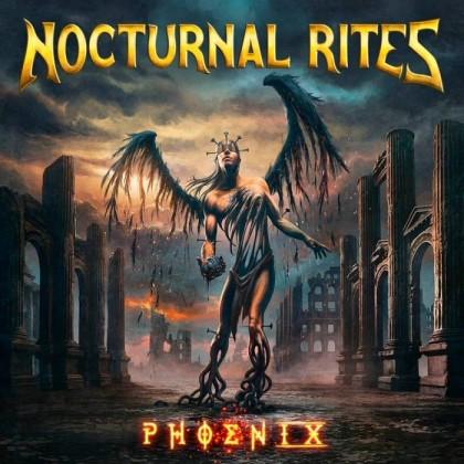 Nocturnal Rites portada phoenix