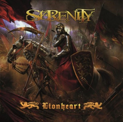 serenity - lionheart 2017