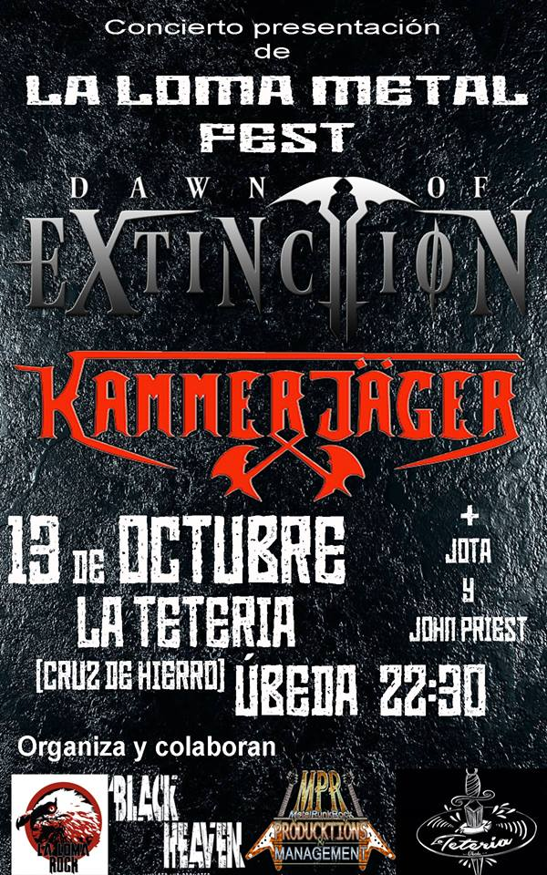 DAWN OF EXTINCTION