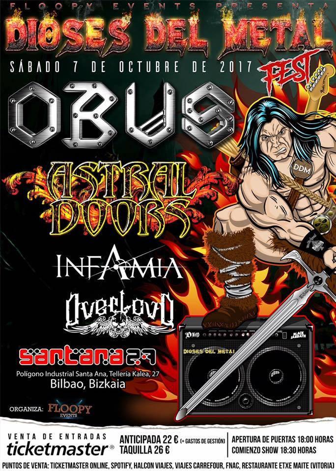 Dioses del Metal Fest