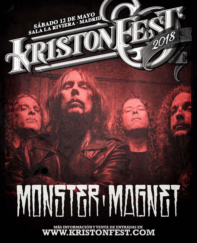Kriston Fest 2018 - Monster Magnet