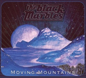 The black marbles-CD-front