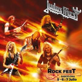 ROCK FEST JUDAS PRIEST