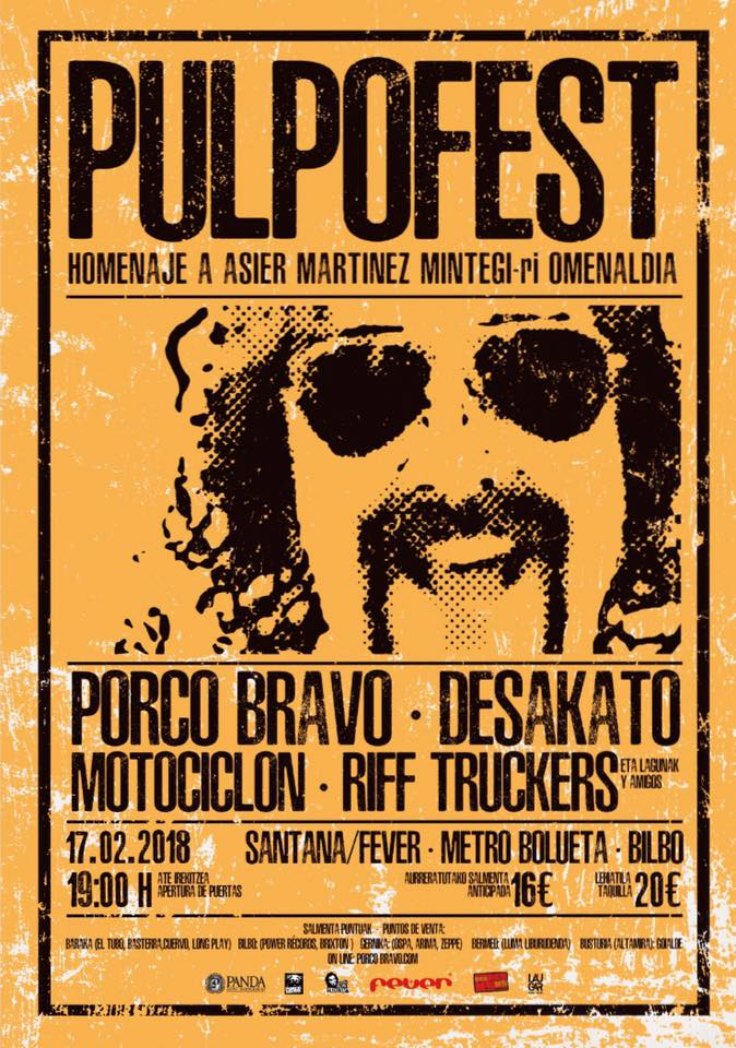 Pulpofest 2018